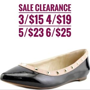 BCBGeneration Black Flats SALE CLEARANCE 3 for 15